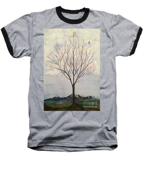 Colorado Cottonwood Baseball T-Shirt