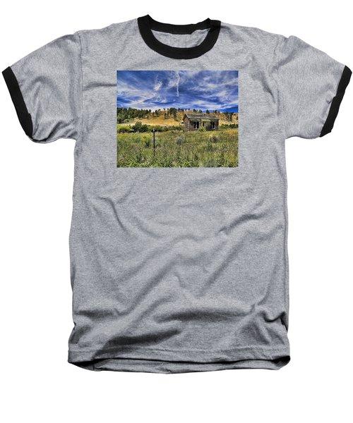 Colorado Homestead Baseball T-Shirt by John Bushnell
