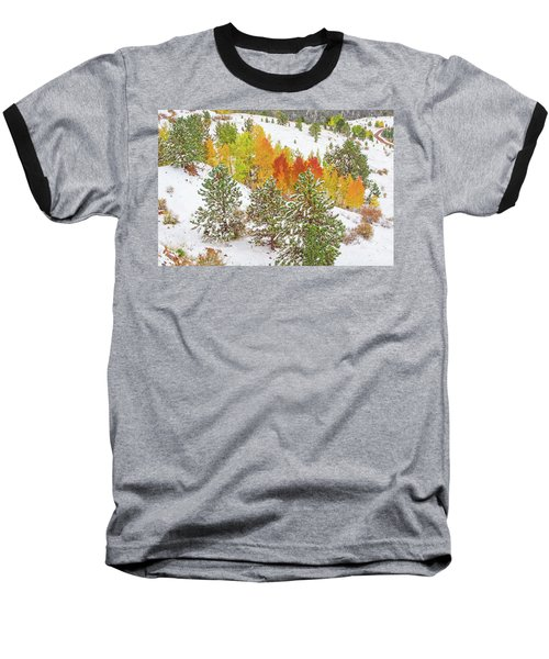 Colorado Is Stunningly Beautiful. Here's One Example Among Countless Others.  Baseball T-Shirt