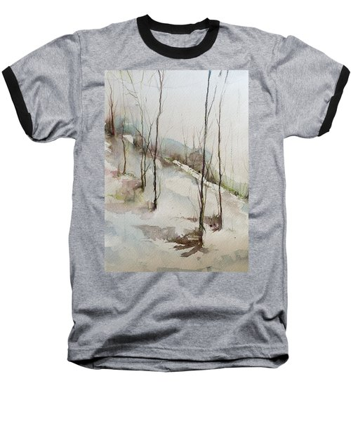 Colorado Morning Baseball T-Shirt by Robin Miller-Bookhout