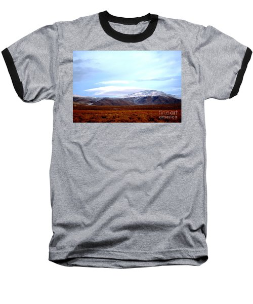 Colorado Mountain Vista Baseball T-Shirt