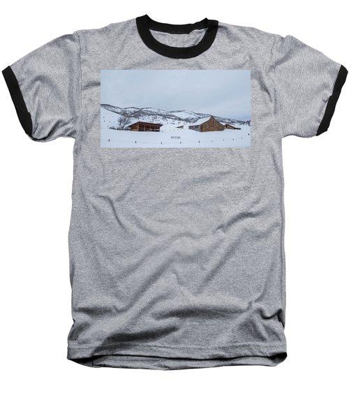 Colorado Ranch Baseball T-Shirt by Sean Allen