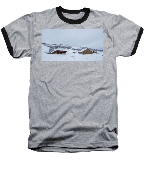 Colorado Ranch Baseball T-Shirt