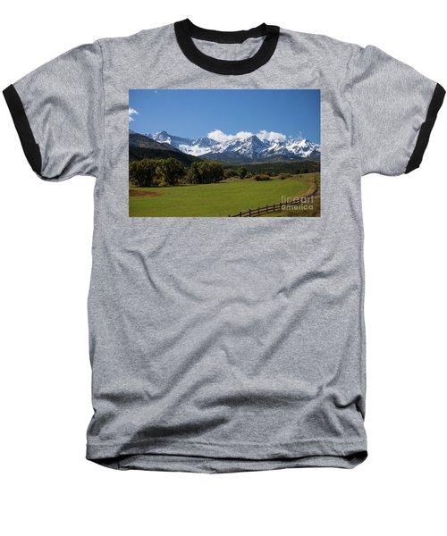 Colorado Ranch Baseball T-Shirt