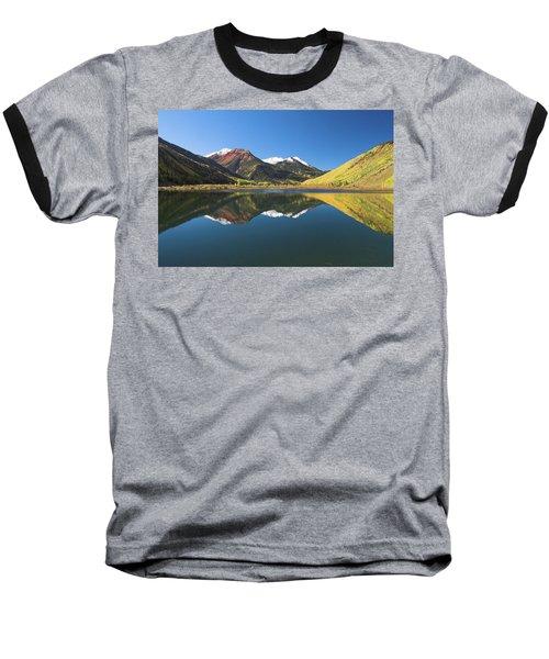 Colorado Reflections Baseball T-Shirt by Steve Stuller