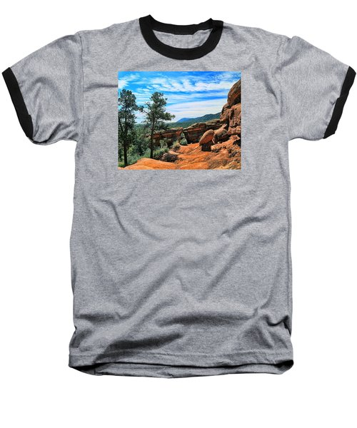 Colorado Rocks Baseball T-Shirt