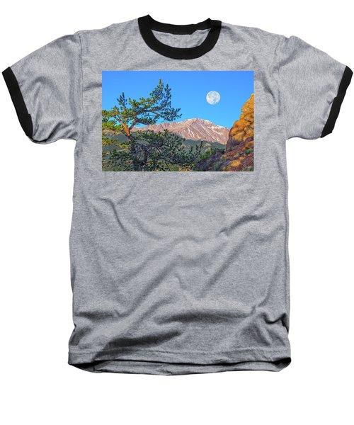 Colorado Rocky Mountain High, Just A Breath Away From Heaven Baseball T-Shirt