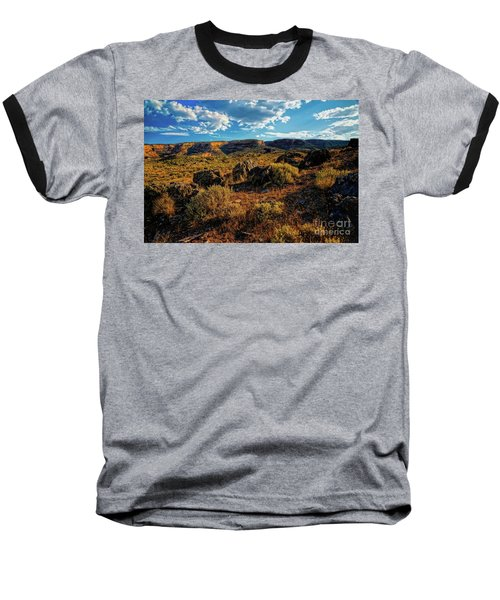 Colorado Summer Evening Baseball T-Shirt