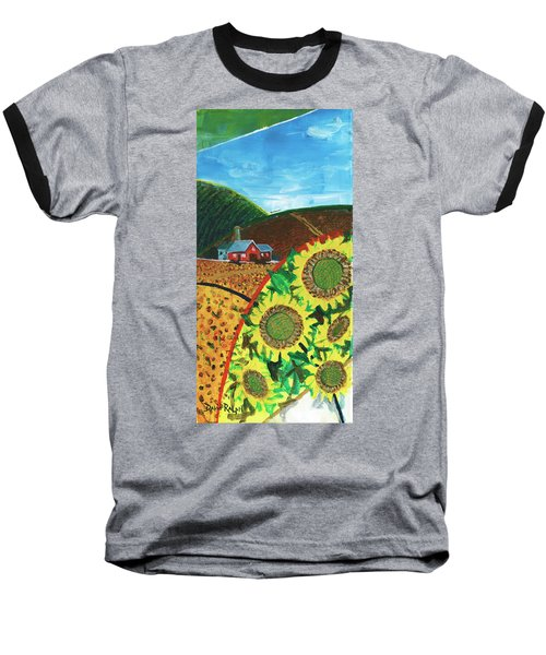 Colorado Sunflowers Baseball T-Shirt