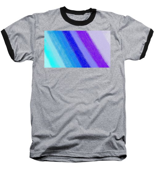 Colorful 3 Baseball T-Shirt