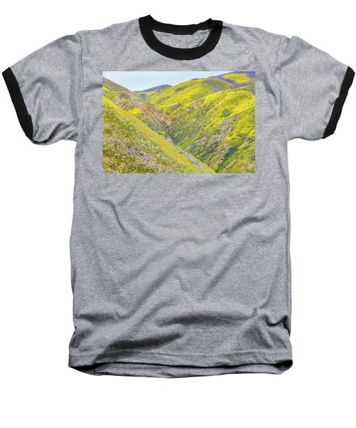 Baseball T-Shirt featuring the photograph Colorful Canyon by Marc Crumpler