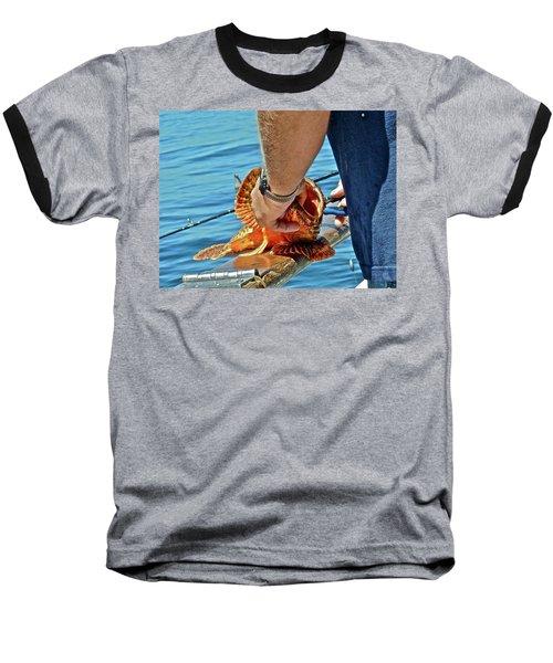 Colorful Catch Baseball T-Shirt