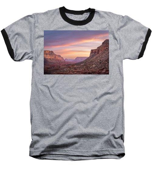 Colorful Havasupai Hike Baseball T-Shirt