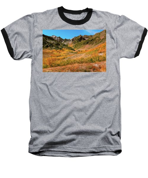 Colorful Mcgee Creek Valley Baseball T-Shirt