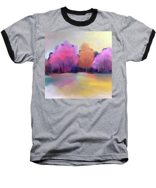 Colorful Reflection Baseball T-Shirt