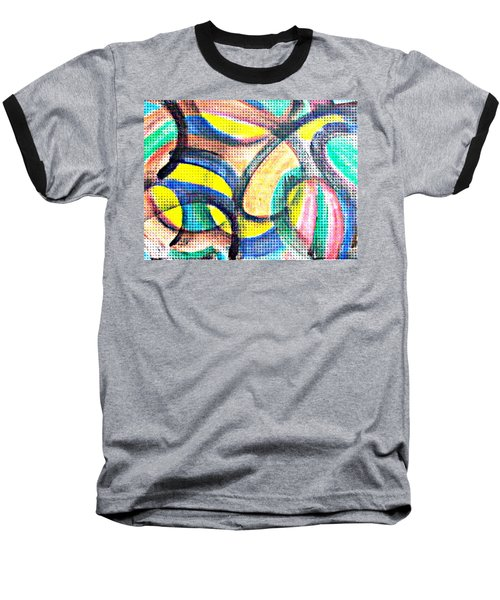 Colorful Soul Baseball T-Shirt
