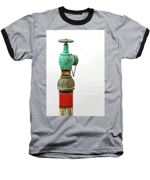 Colorful Valve Baseball T-Shirt