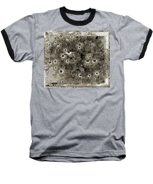 Baseball T-Shirt featuring the photograph Color Me, Please by Barbara R MacPhail