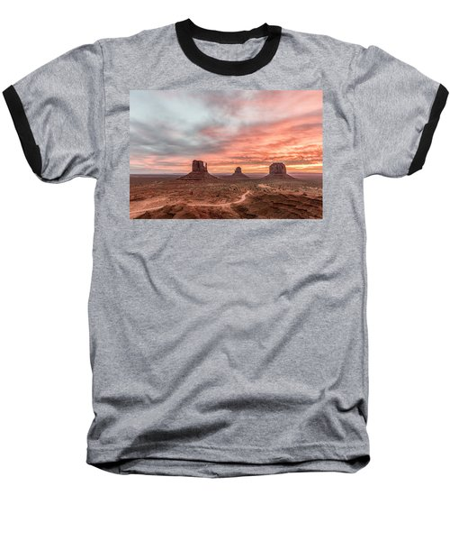Colors In Monument Baseball T-Shirt