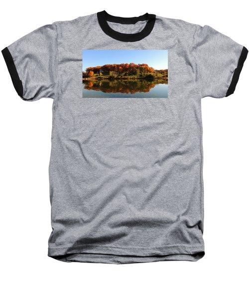 Colors Of Autumn Baseball T-Shirt