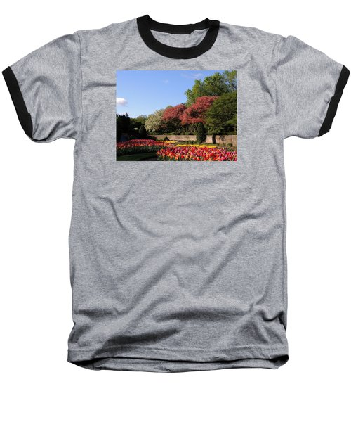 Baseball T-Shirt featuring the photograph Colors Of May by Teresa Schomig