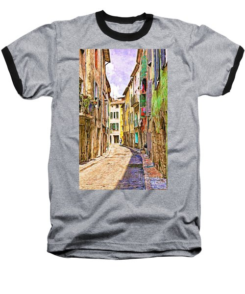 Colors Of Provence, France Baseball T-Shirt