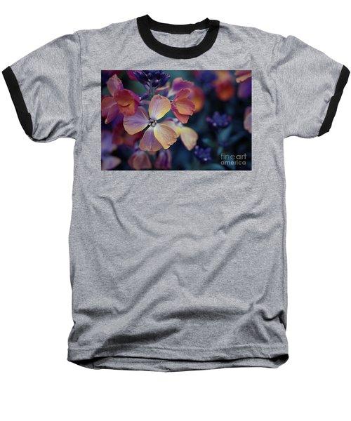 Colors Of Spring Baseball T-Shirt by Eva Lechner