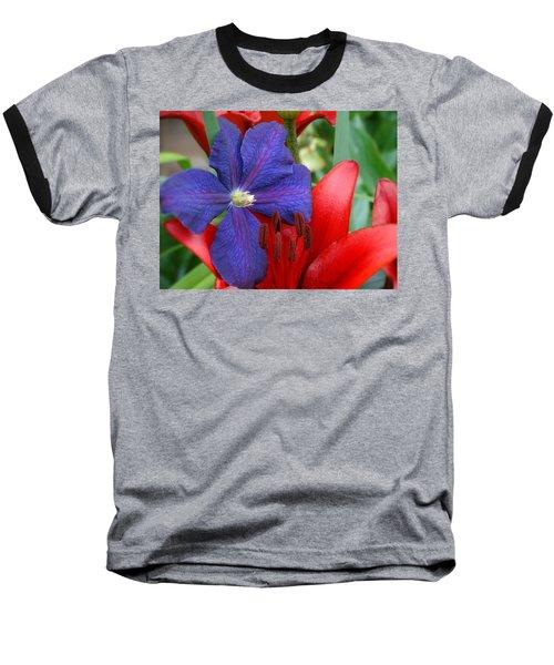 Colors Of Summer Baseball T-Shirt