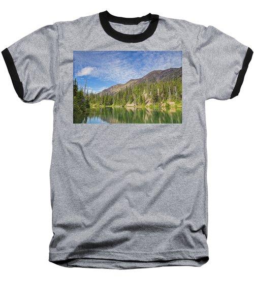Colors Of The Olympics Baseball T-Shirt