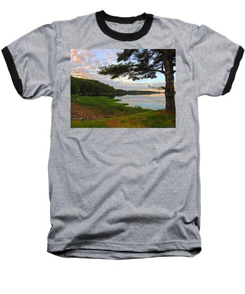 Colors Of The River Baseball T-Shirt