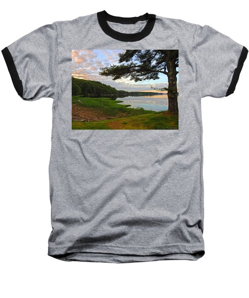 Colors Of The River Baseball T-Shirt