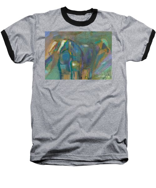 Colors Of The Southwest Baseball T-Shirt by Frances Marino