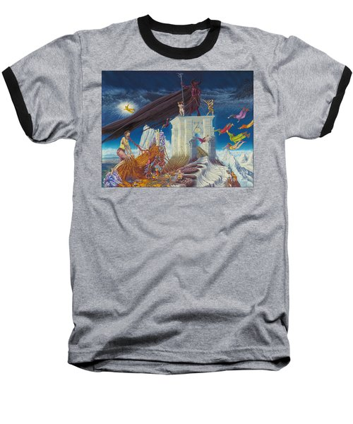 Colors Of Unsuccess Baseball T-Shirt