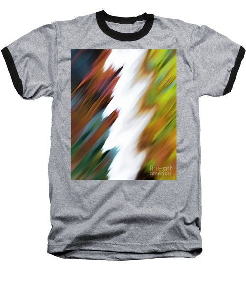 Colors Of Water Baseball T-Shirt