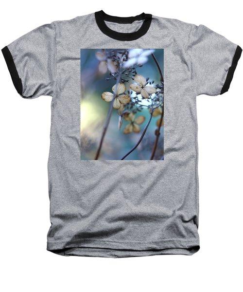 Colors Of Winter Baseball T-Shirt