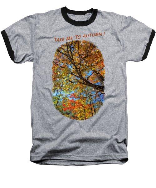 Colors On High 2 Baseball T-Shirt