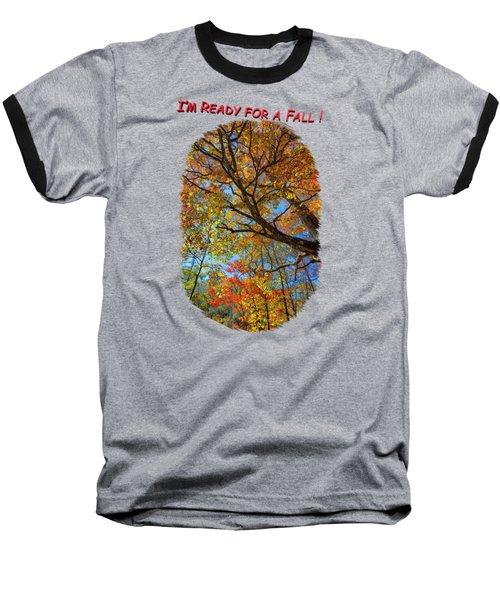Colors On High 3 Baseball T-Shirt by John M Bailey
