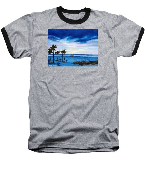 Colors On The Gulf Baseball T-Shirt