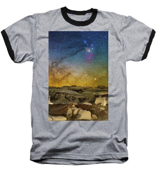 Colors On The Rise Baseball T-Shirt