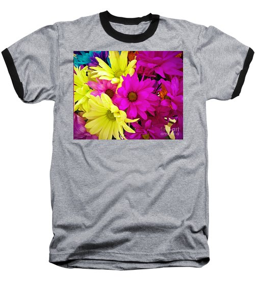 Baseball T-Shirt featuring the photograph Colors by Robert Knight