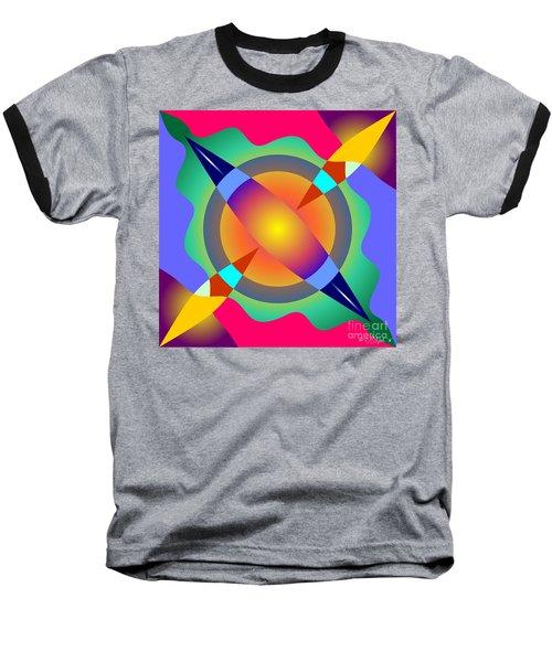 Colorscape 1-5 Baseball T-Shirt
