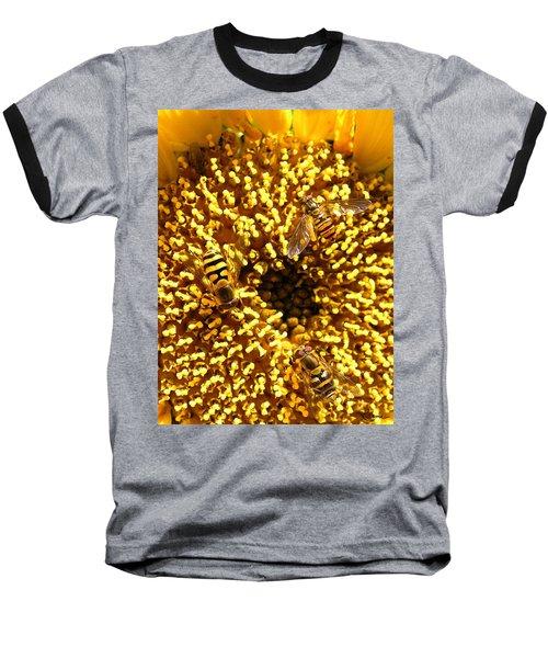 Colour Of Honey Baseball T-Shirt