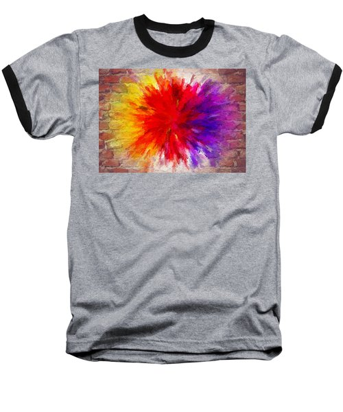 Colour To Lift Your Soul Baseball T-Shirt