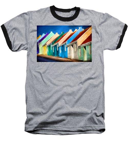 Coloured Baseball T-Shirt