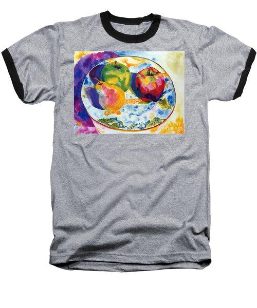 Colourful Trio Baseball T-Shirt
