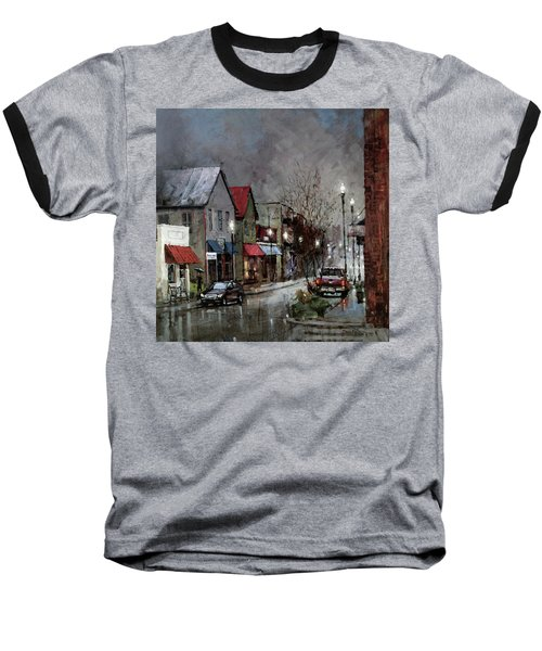 Columbia Rain Baseball T-Shirt