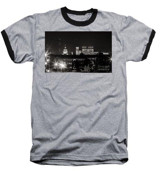 Columbia Skyline Baseball T-Shirt