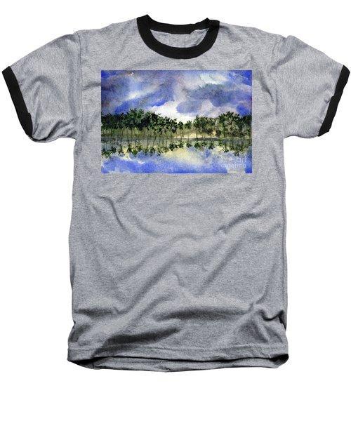 Columbian Shoreline Baseball T-Shirt