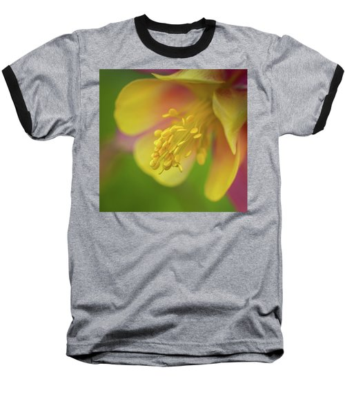 Baseball T-Shirt featuring the photograph Columbine by Greg Nyquist