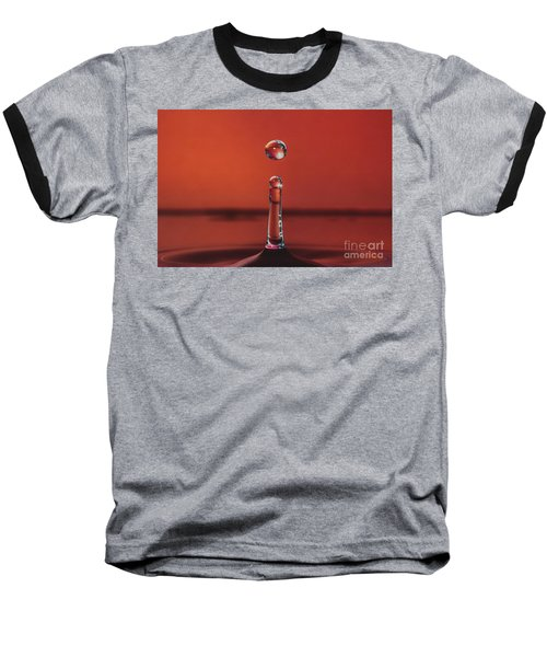 Column With Droplet Baseball T-Shirt